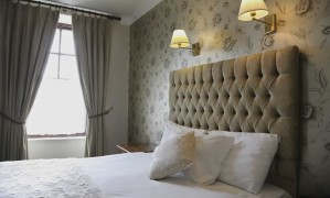 Western Hotel Bedroom